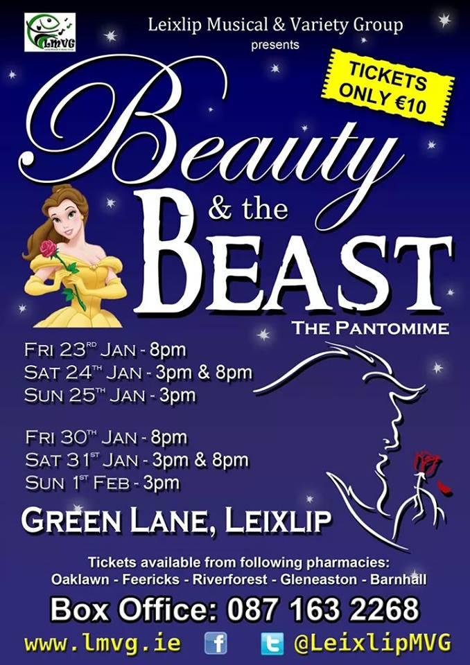 LMVGs Beauty & the Beast