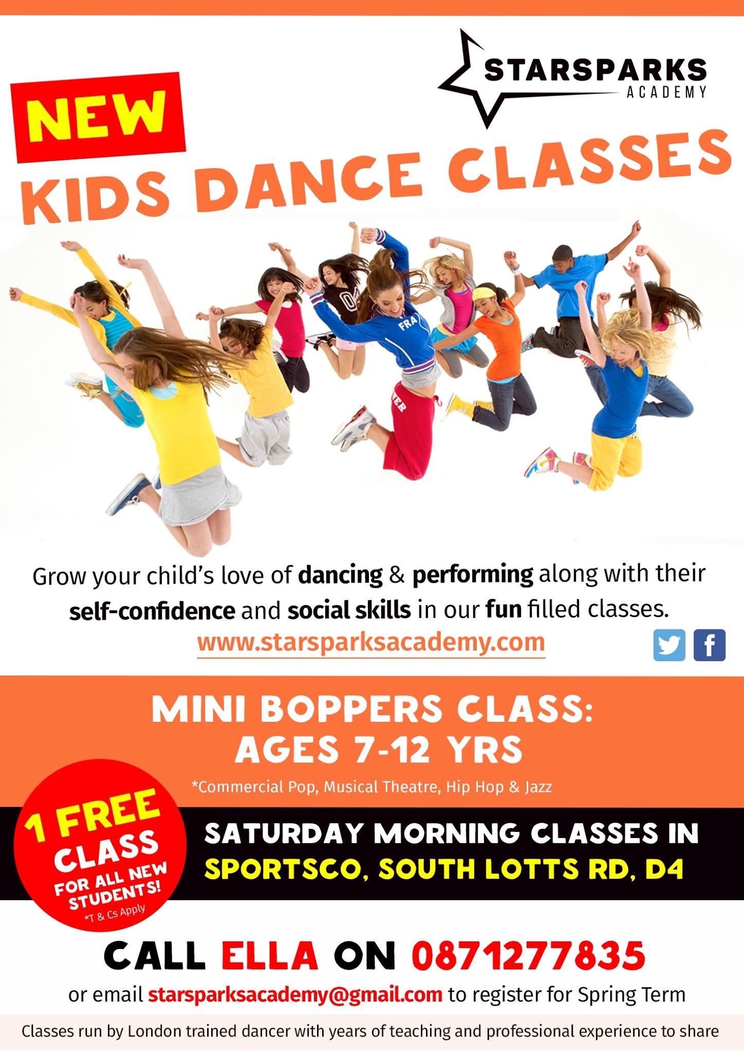 New Kids Dance Academy Dublin Leixlip Musical